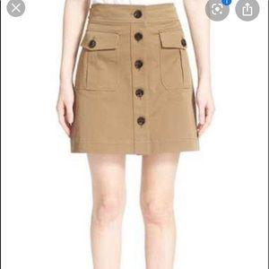 Burberry Stretch skirt